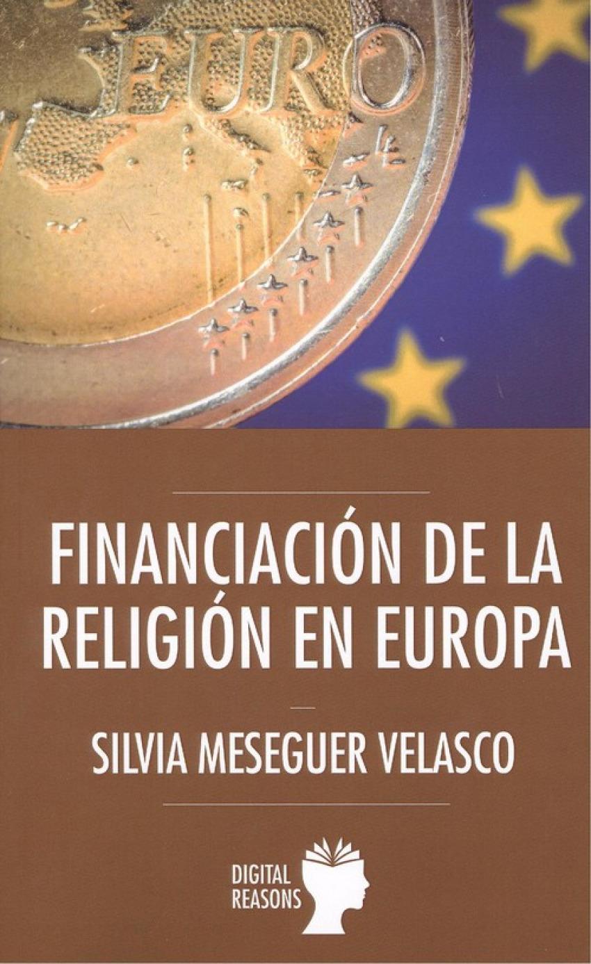 FINANCIACIÓN DE LA RELIGIÓN EN EUROPA 9788494931734
