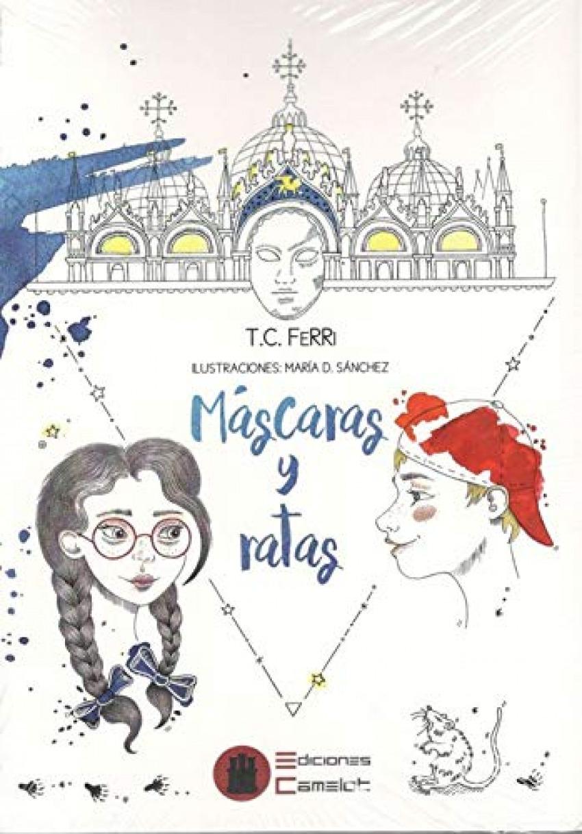 MÁSCARAS Y RATAS 9788494963438