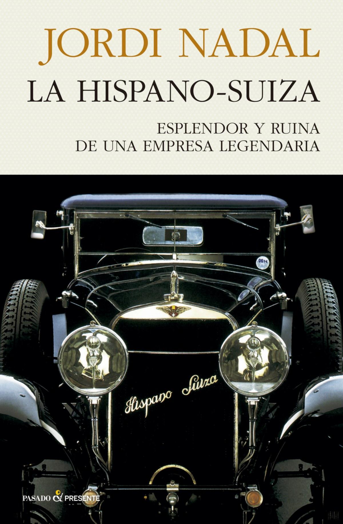 LA HISPANO-SUIZA 9788494970689