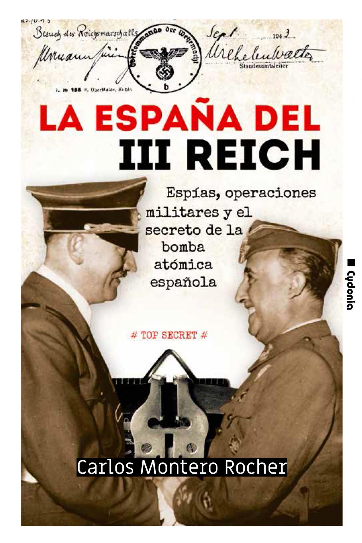 La España del III Reich 9788494981647