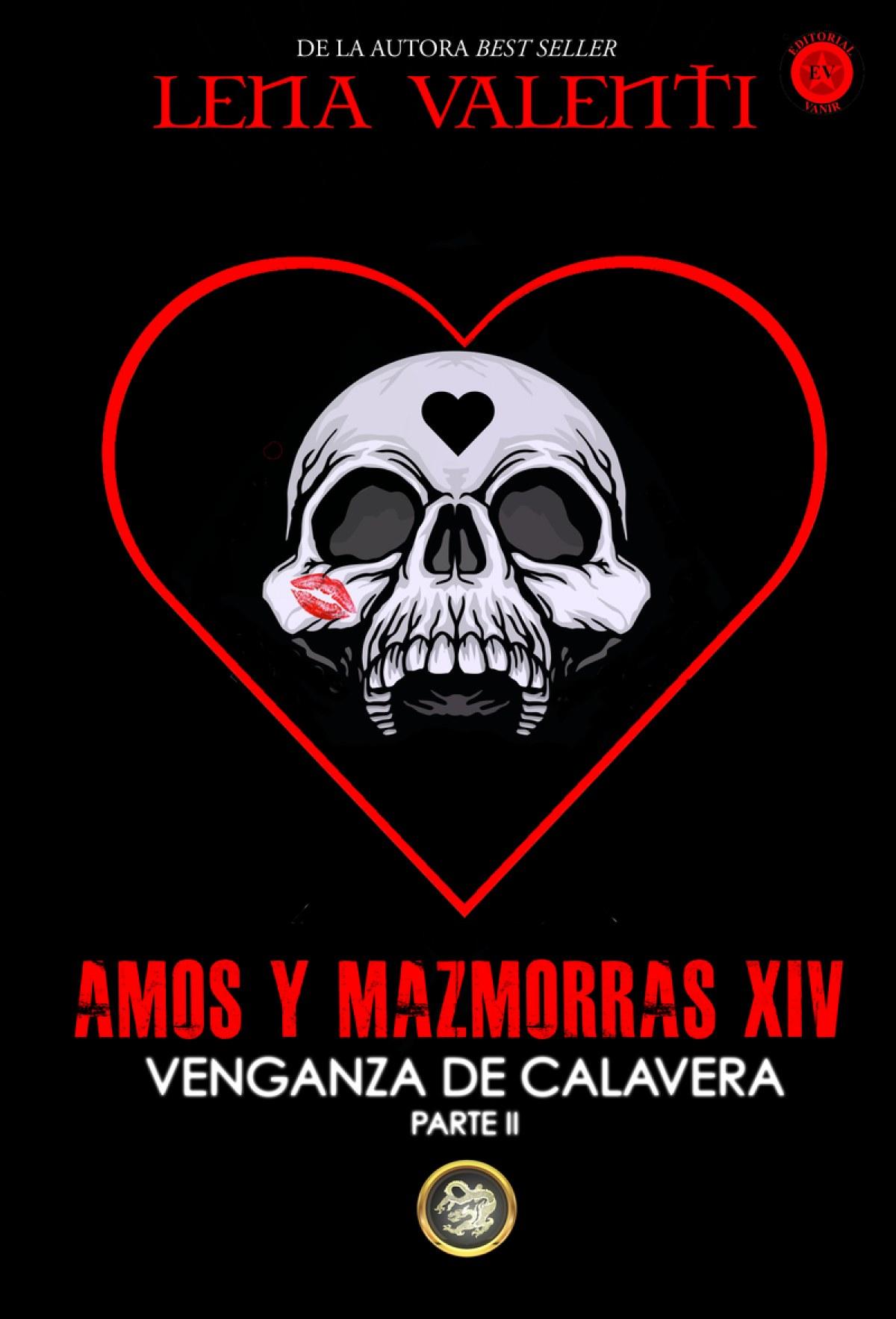 VENGANZA DE CALAVERA 9788494984686