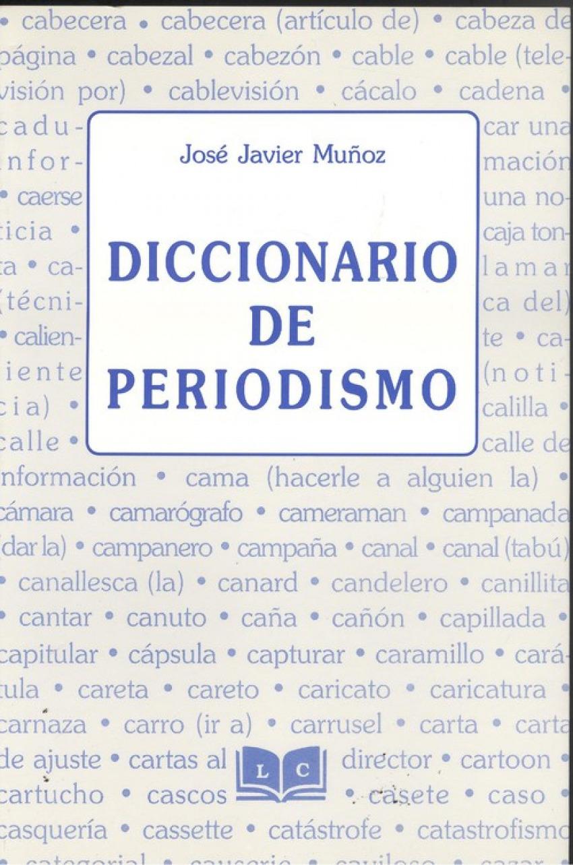 Diccionario de periodismo 9788495195180