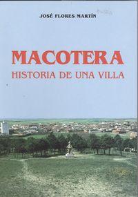 Macotera. 9788495195319