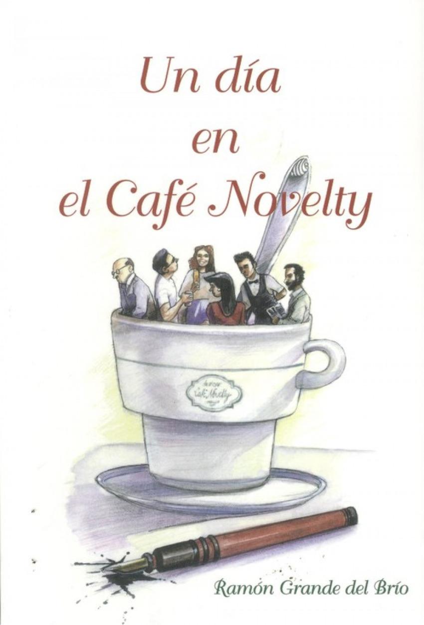 Un d¡a en el cafe Novelty 9788495195364
