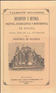 Provincia de palencia. 9788495195715