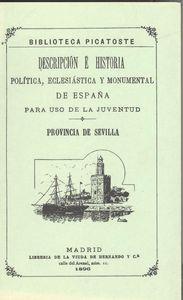 Provincia de sevilla.descripción e historia 9788495195746
