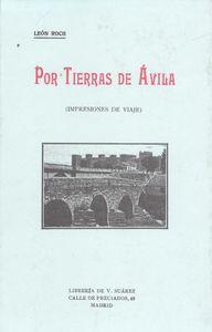 Por tierras de ávila 9788495195937