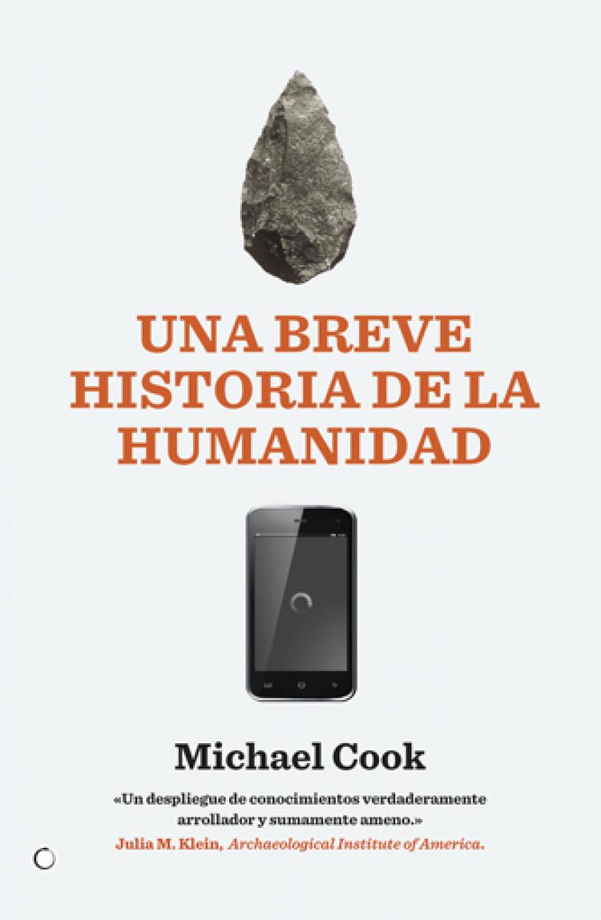 BREVE HISTORIA DE LA HUMANIDAD 9788495348326