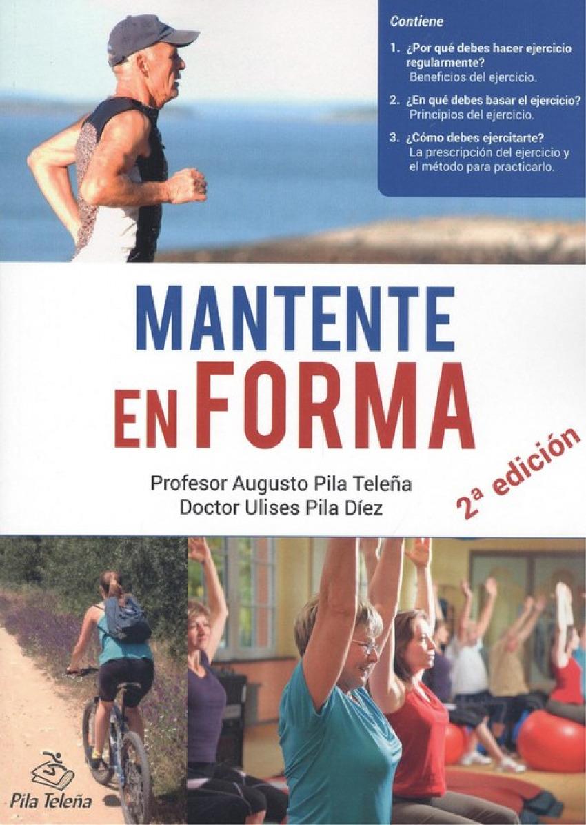 MANTENTE EN FORMA 9788495353160