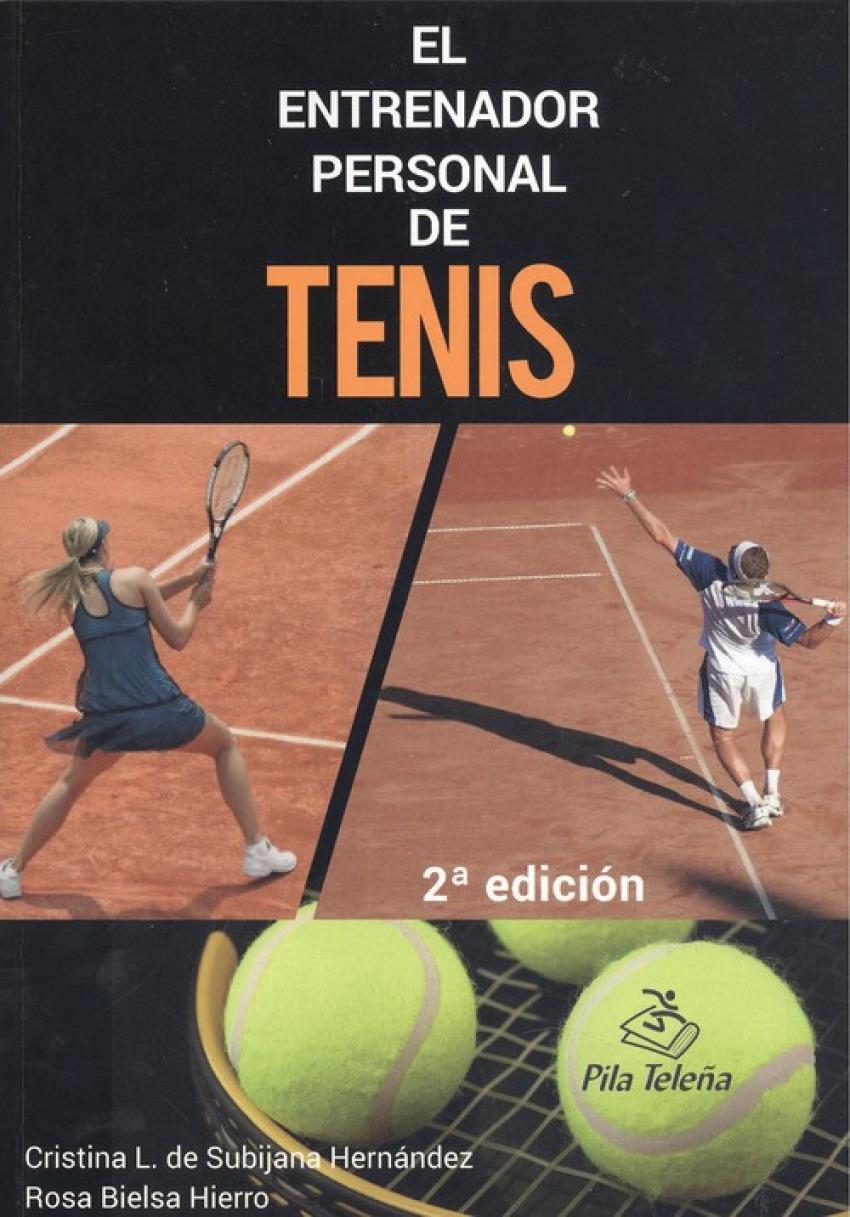 EL ENTRENADOR PERSONAL DE TENIS 9788495353214