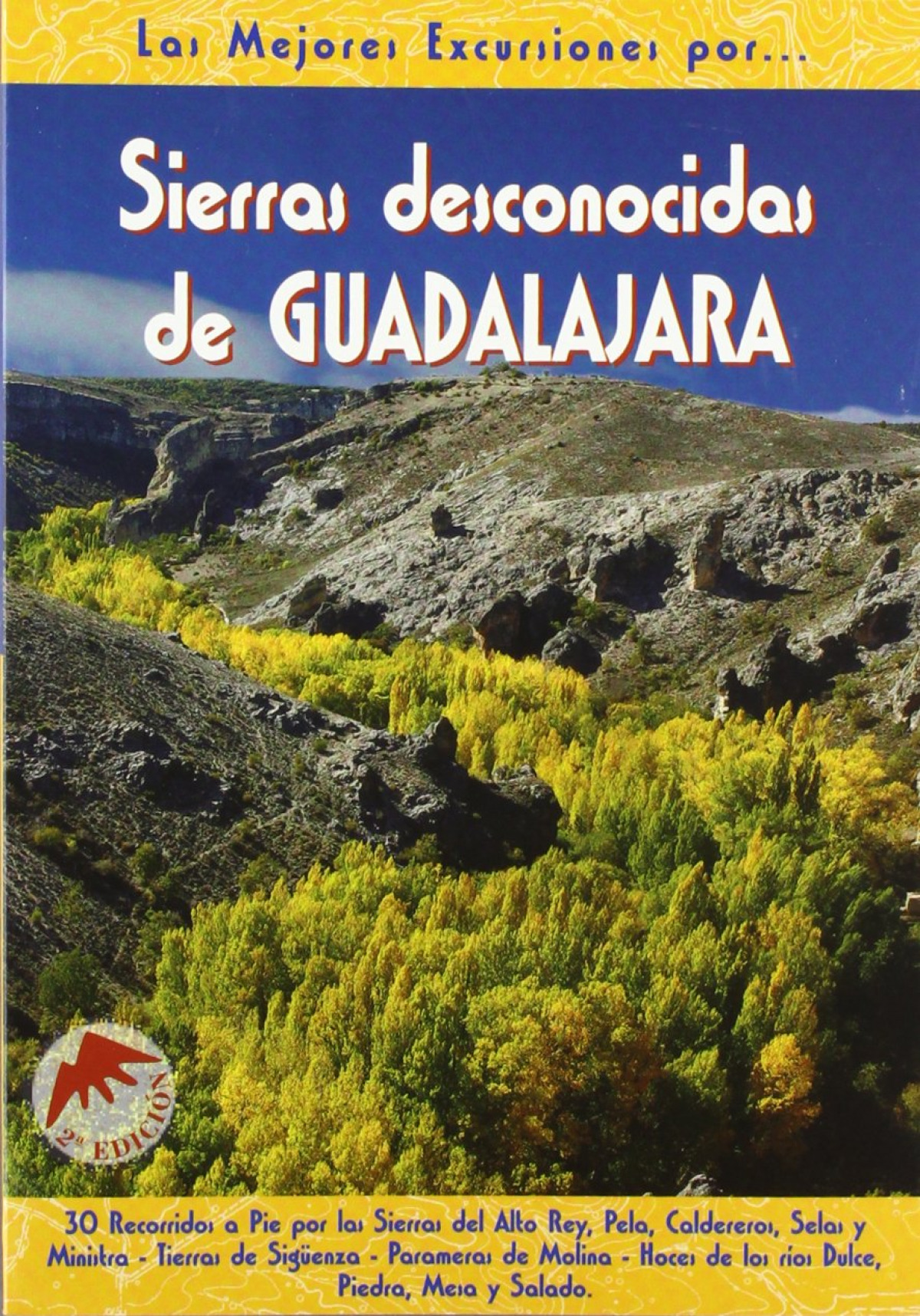 Sierras desconocidos de Guadalajara 9788495368287
