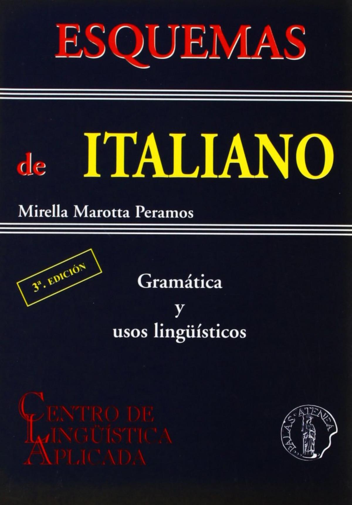 Esquemas de italiano: gramatica y usos linguisticos 9788495855039