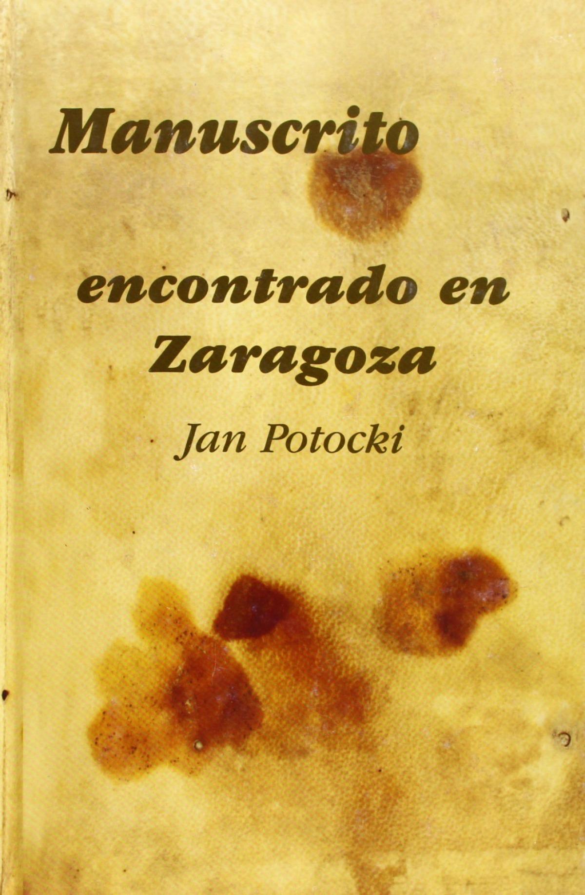 Manuscrito encontrado en Zaragoza 9788495855077