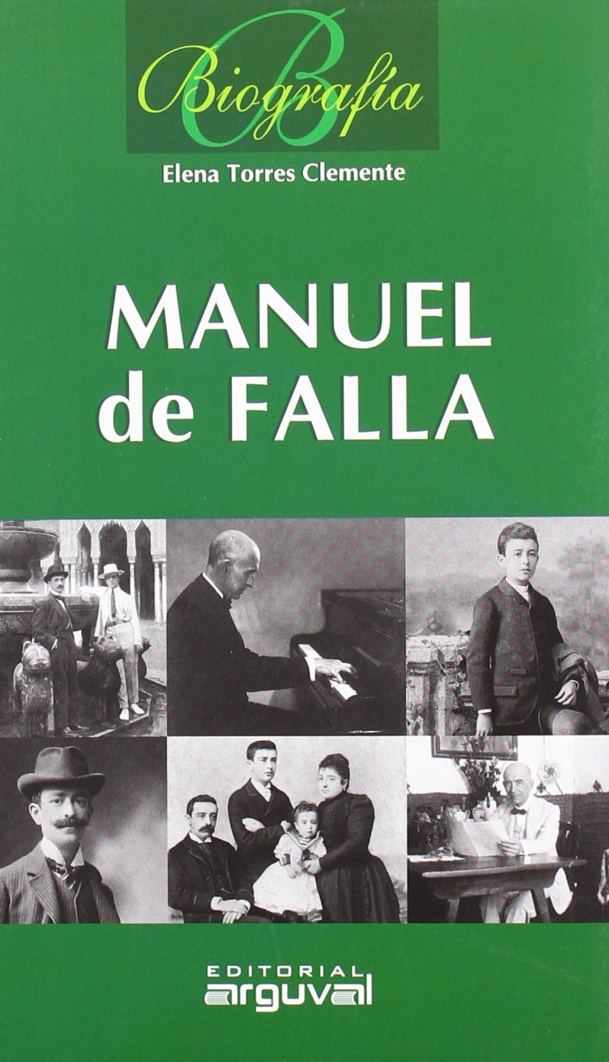Manuel de Falla 9788496912434