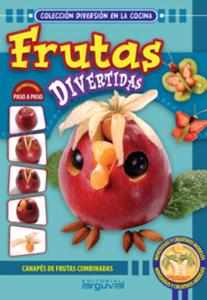 Frutas divertidas 9788496912663