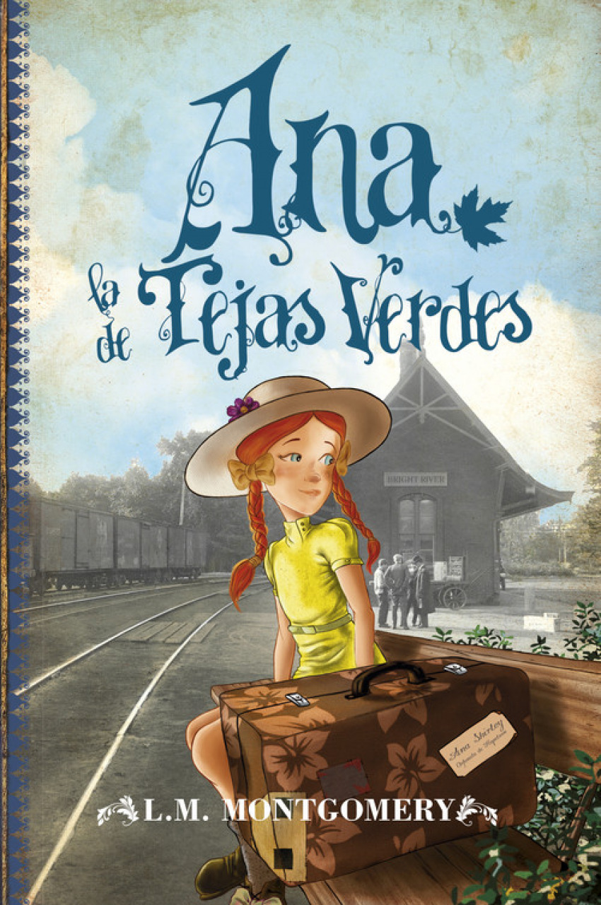 Ana.La de Tejas Verdes 9788496947924