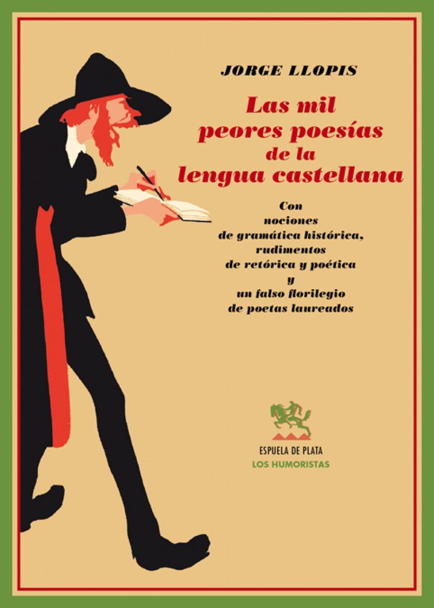 Las mil peores poes¡as de la lengua castellana 9788496956209
