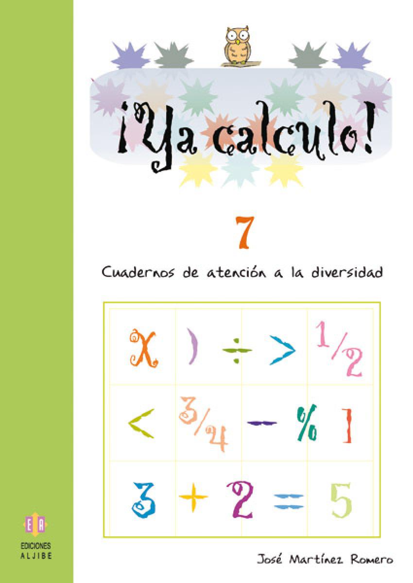 Ya calculo 9788497004558