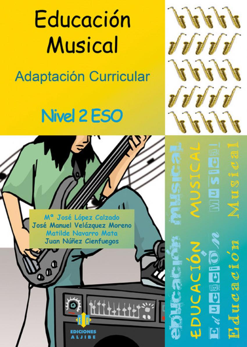 EDUCACIÓN MUSICAL 2o.ESO 9788497007016