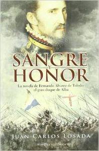 Sangre y honor 9788497349741