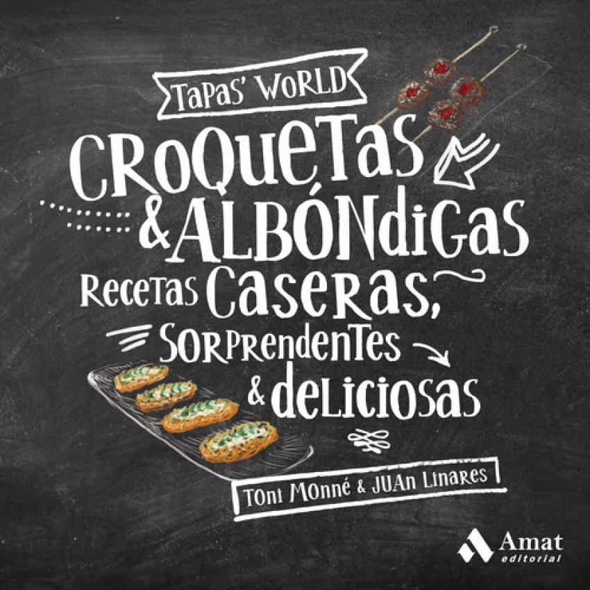 CROQUETAS &ALBÓNDIGAS 9788497354349