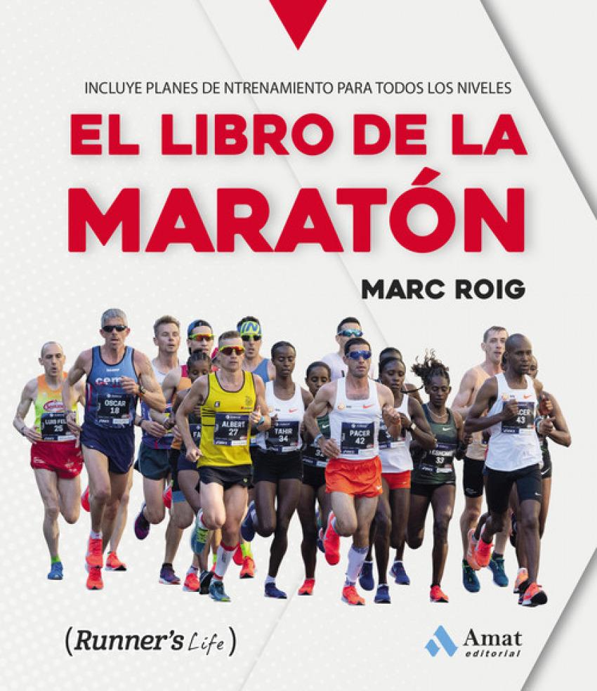 EL LIBRO DE LA MARATÓN 9788497354943