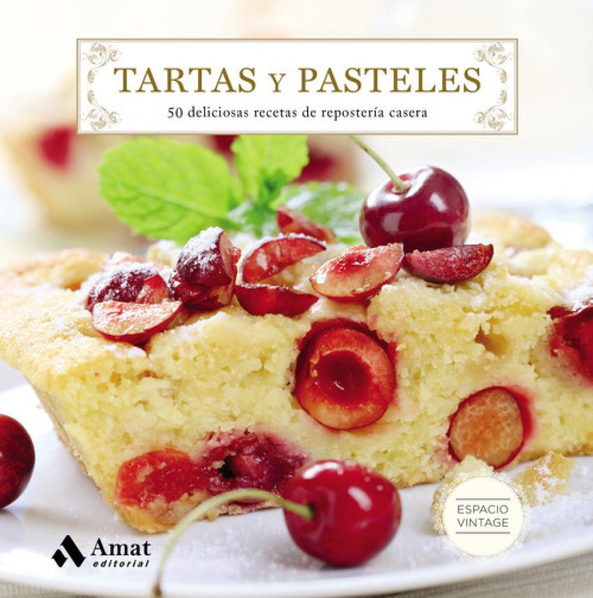 TARTAS Y PASTELES 9788497359160