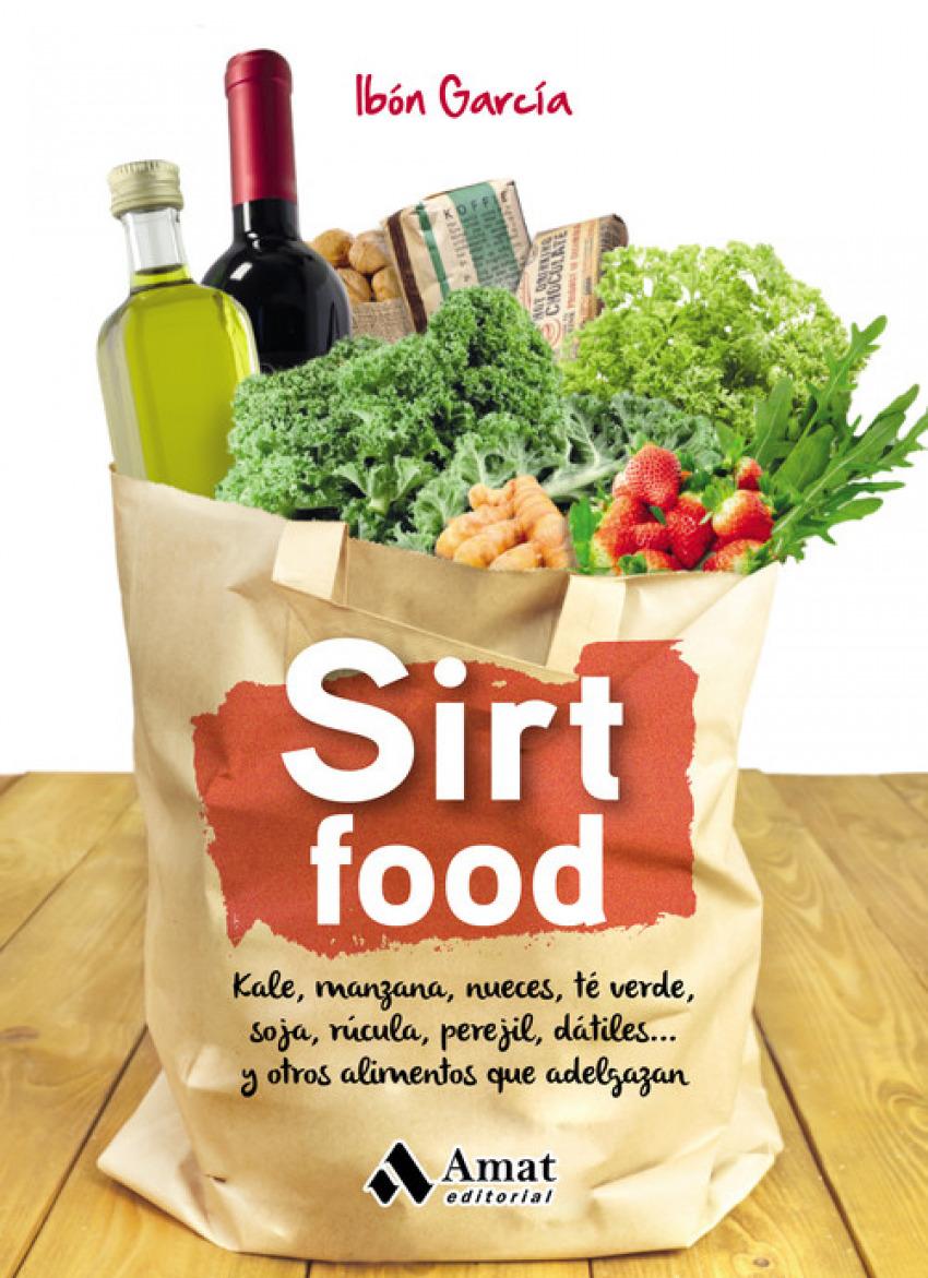 SIRT FOOD 9788497359603