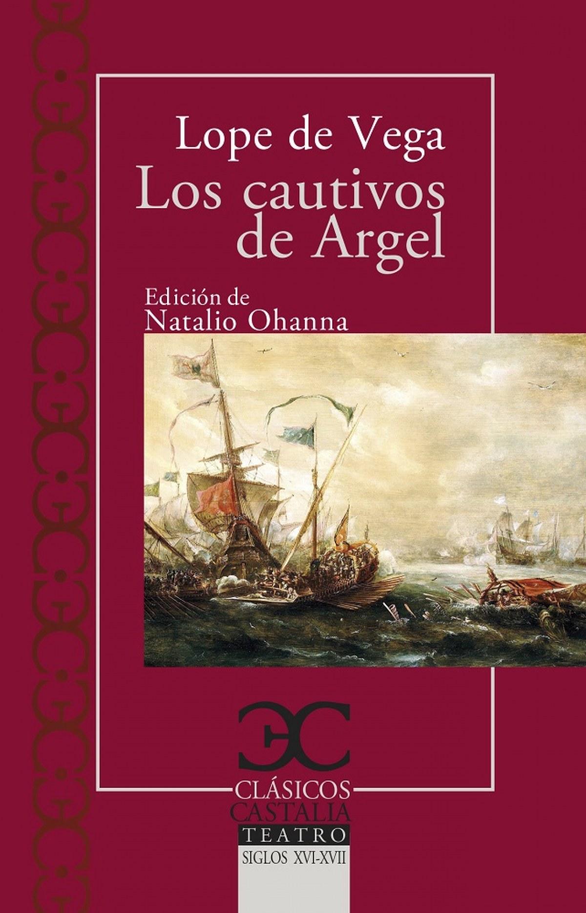 LOS CAUTIVOS DE ARGEL 9788497407892