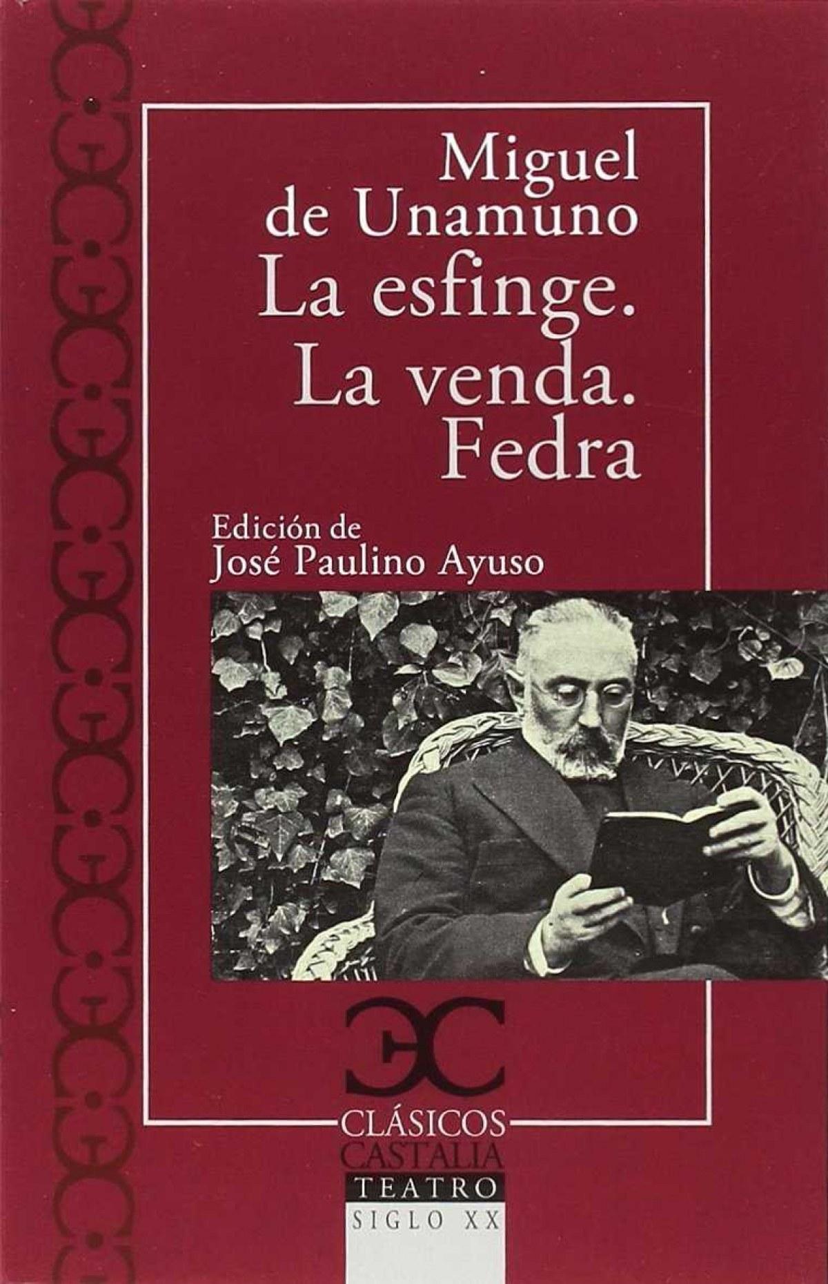ESFINGE/LA VENDA/FEDRA 9788497408134