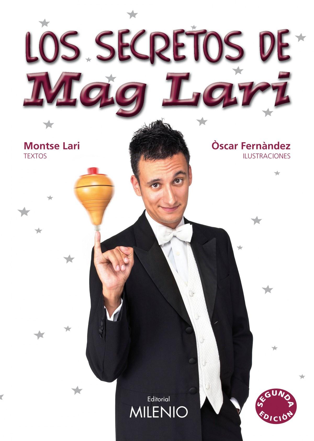 Los secretos de Mag Lari 9788497432412