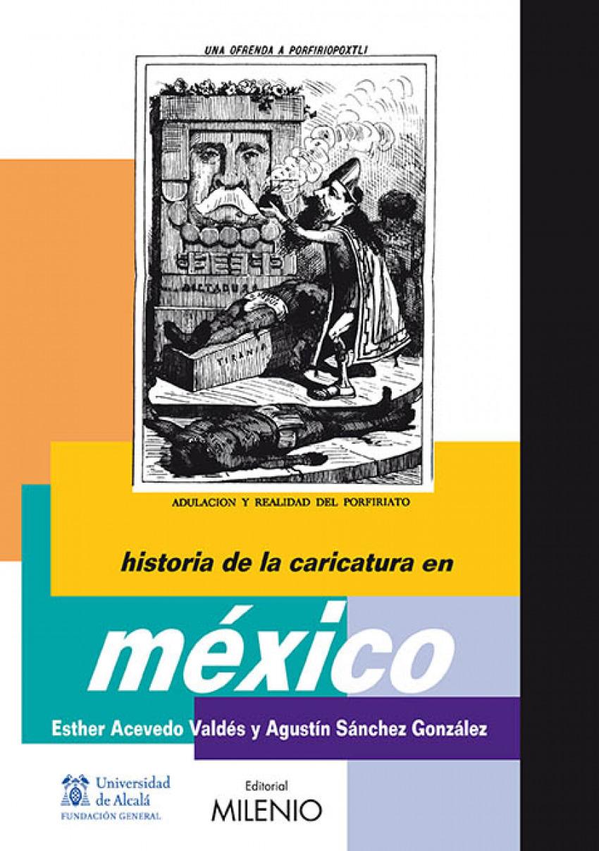 Historia de la caricatura en México 9788497434591