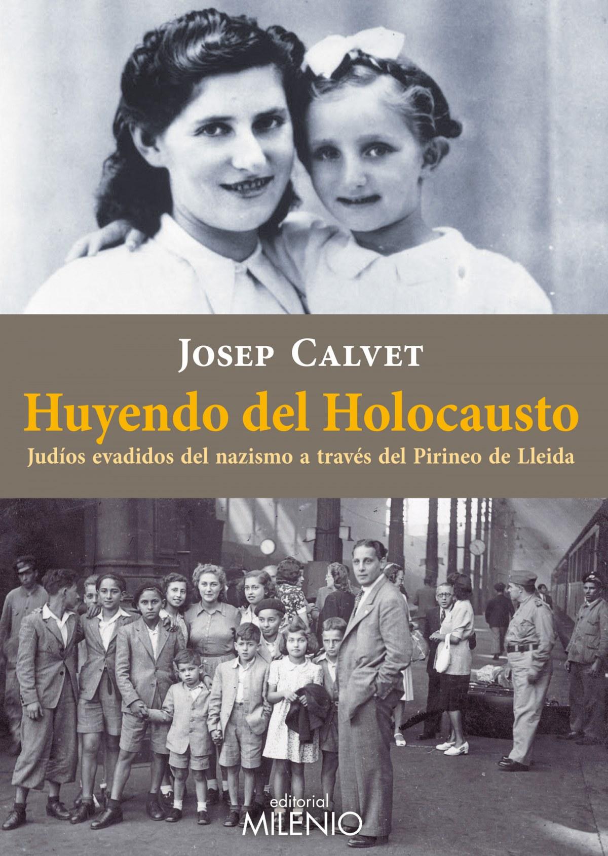 Huyendo del holocausto 9788497436526
