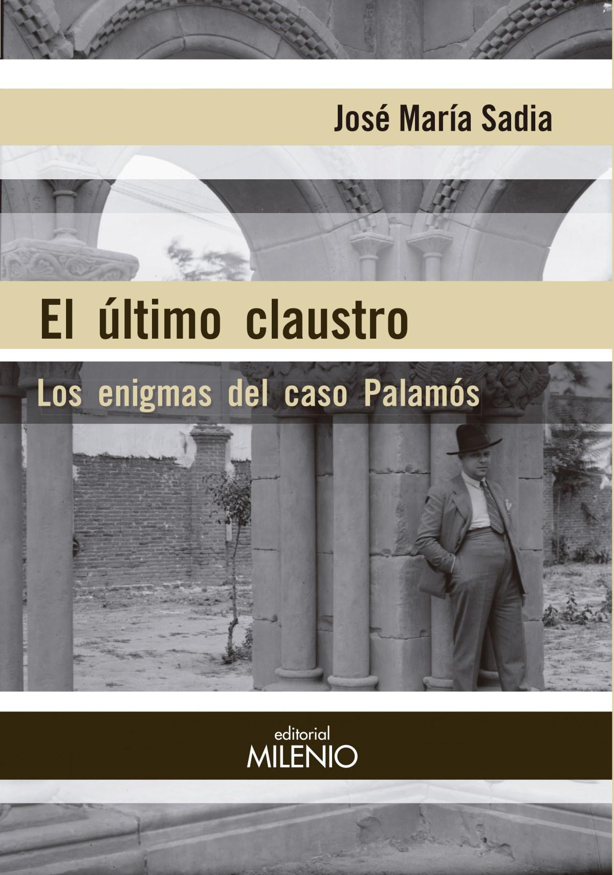 EL ÚLTIMO CLAUSTRO 9788497437752