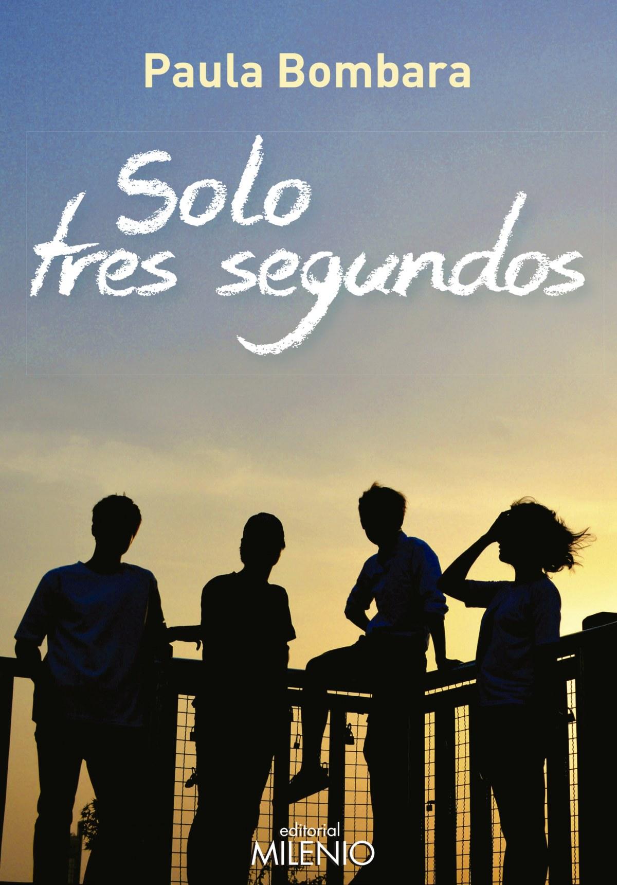 SOLO TRES SEGUNDOS 9788497437820