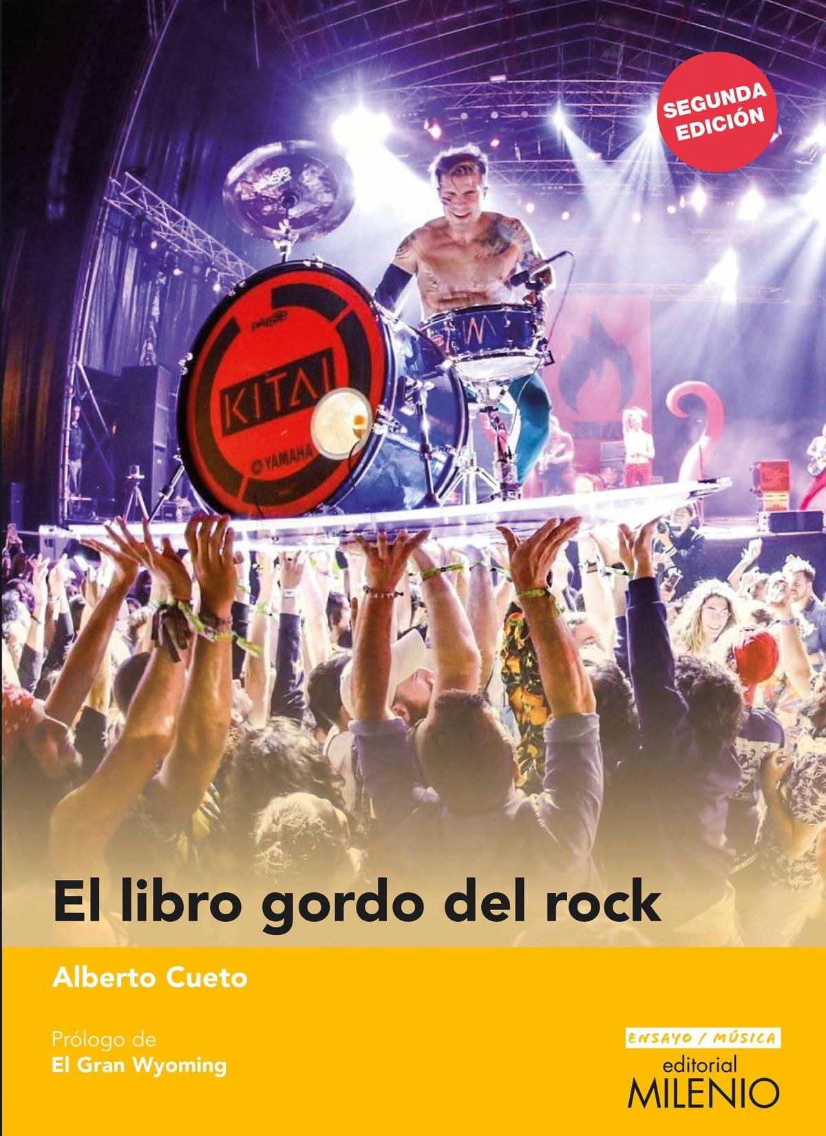 El libro gordo del rock 9788497438940