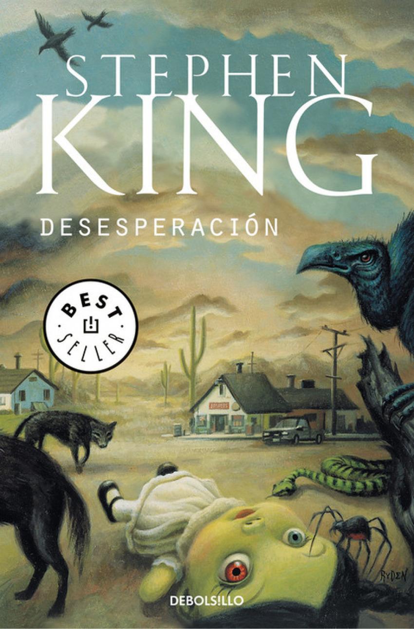 Desesperación 9788497595896