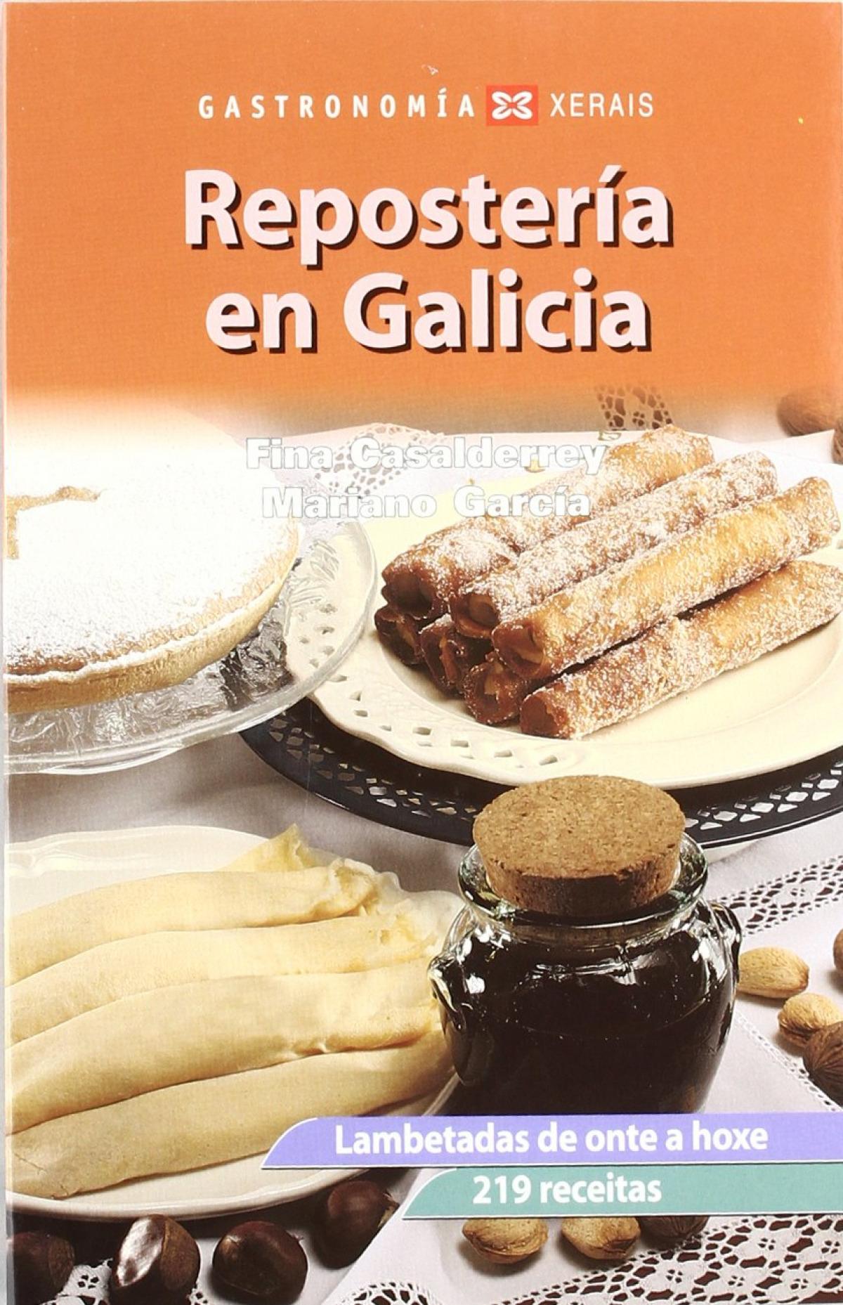 Repostería en Galicia 9788497824194