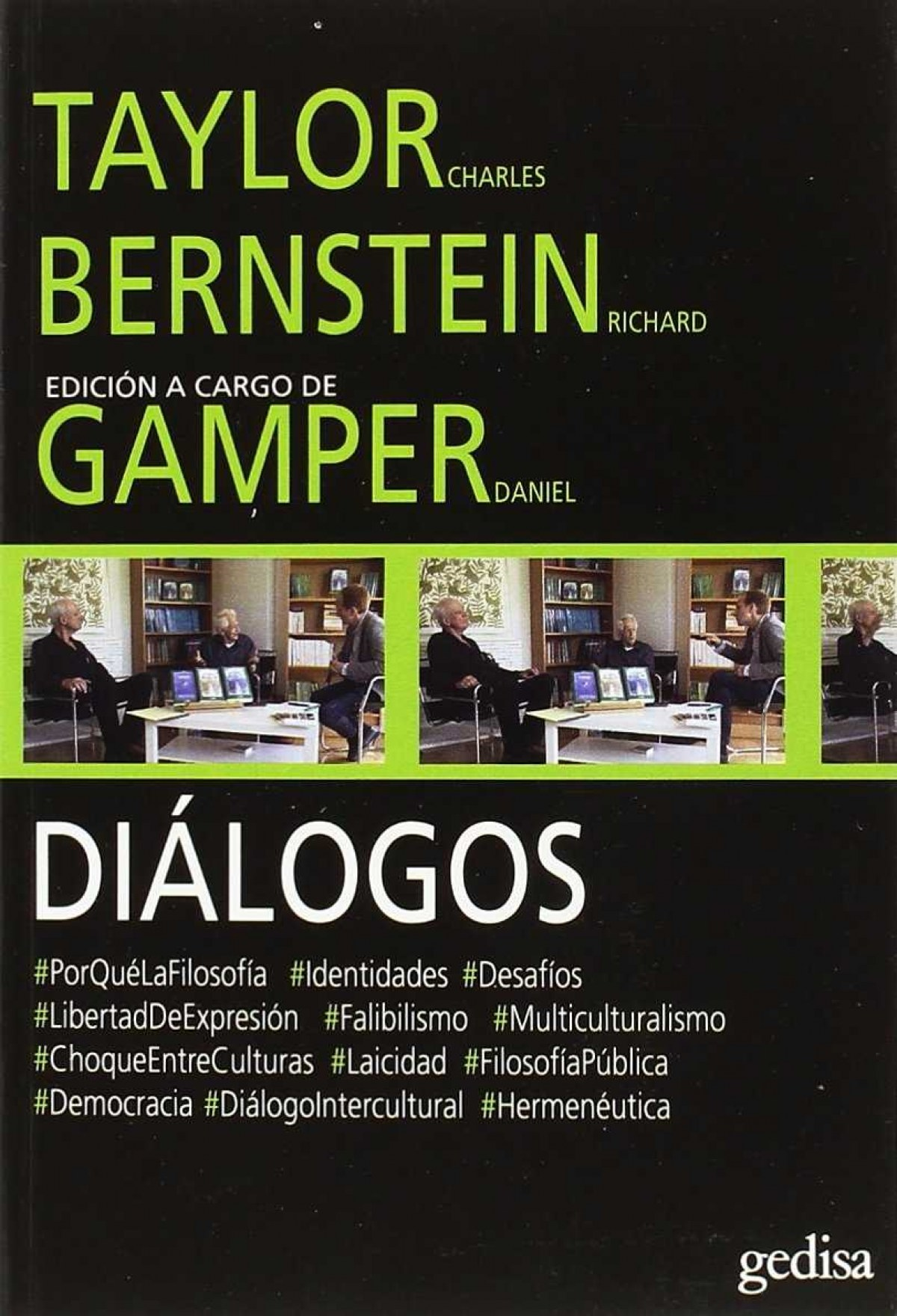 DIÁLOGOS TAYLOR - BERNSTEIN 9788497849968