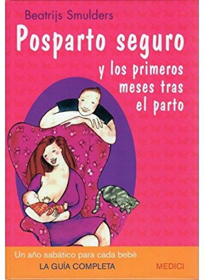 POSPARTO SEGURO 9788497990745
