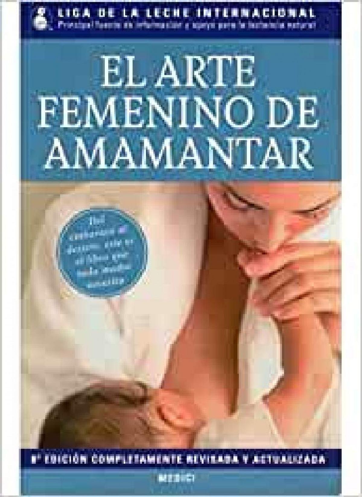 EL ARTE FEMENINO DE AMAMANTAR 9788497991018