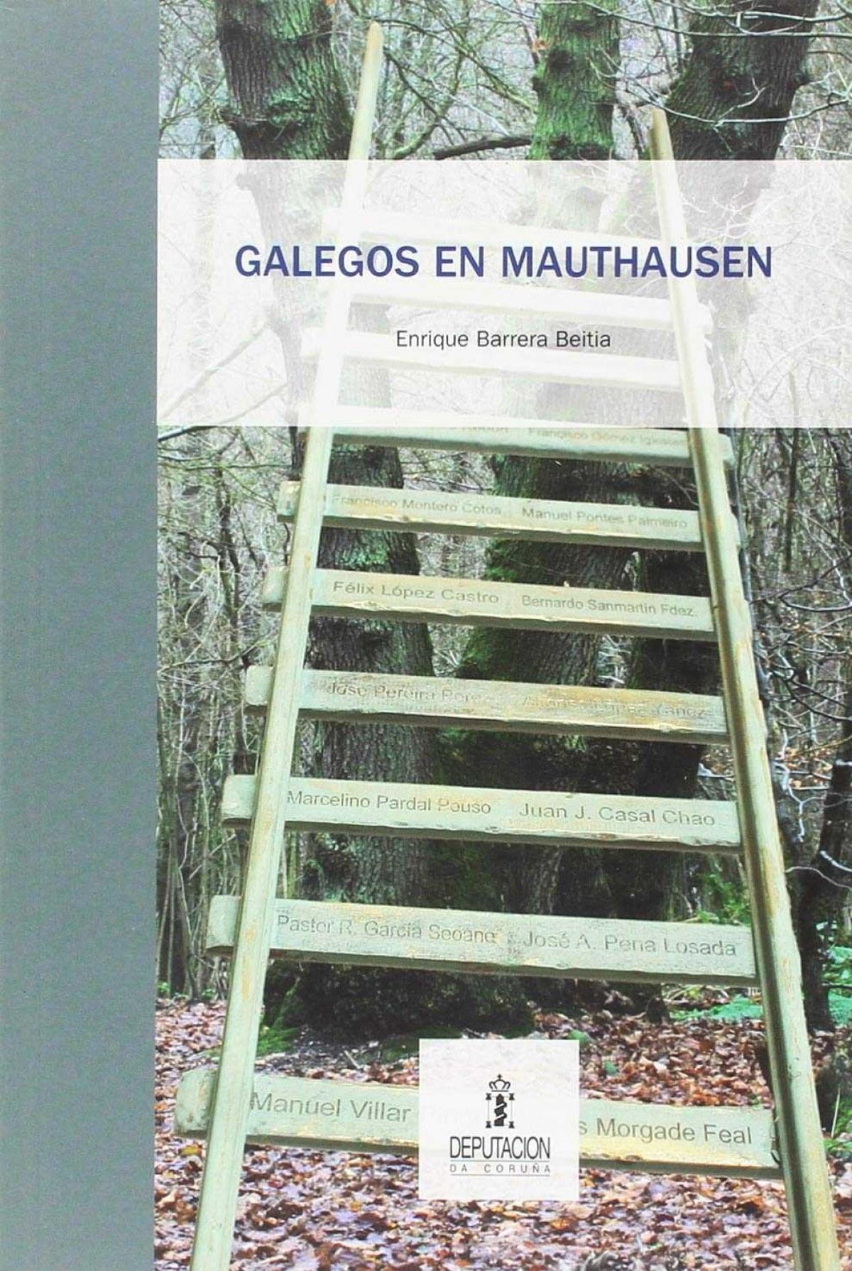 Galegos en Mauthausen 9788498121810