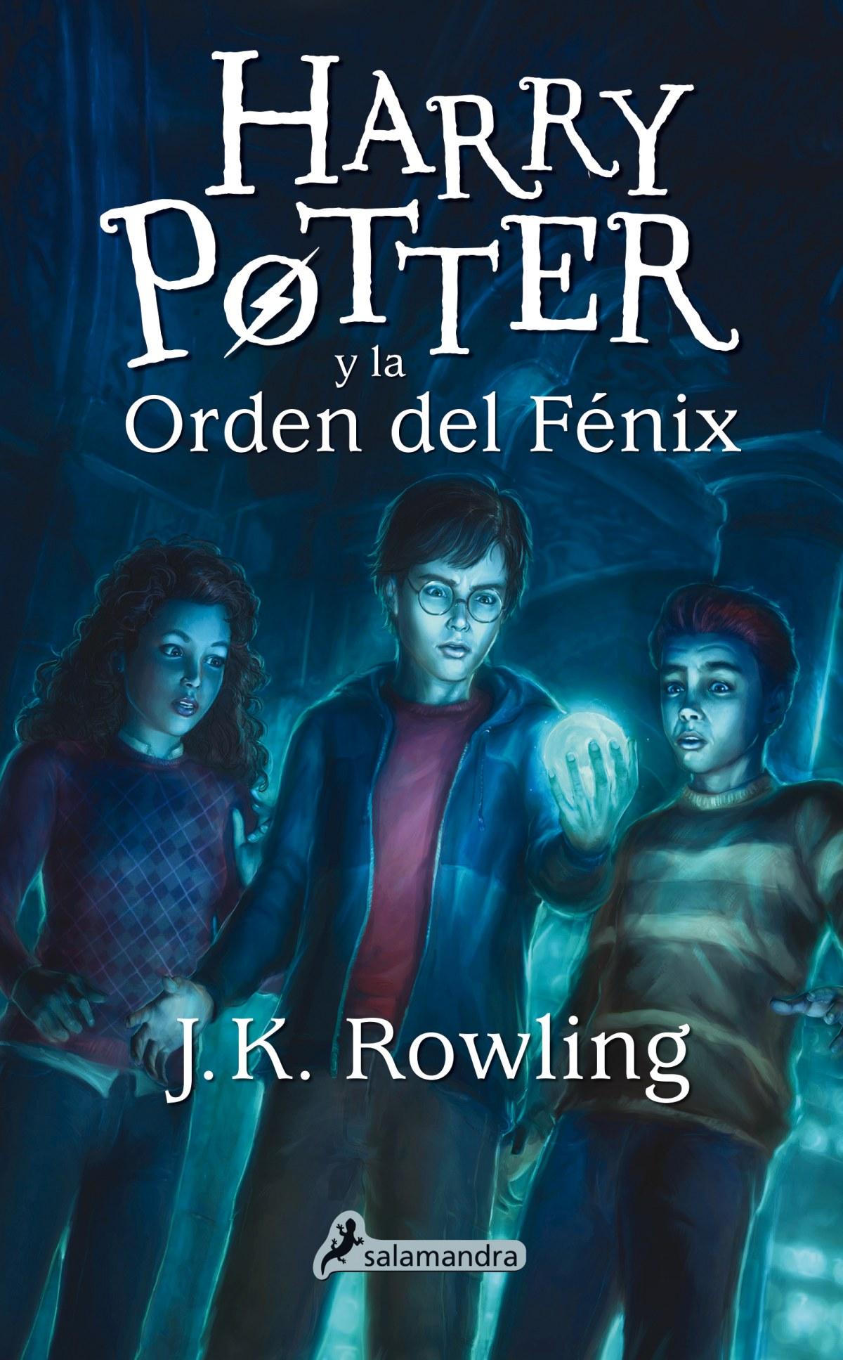 Harry Potter y la orden del fénix 9788498386356