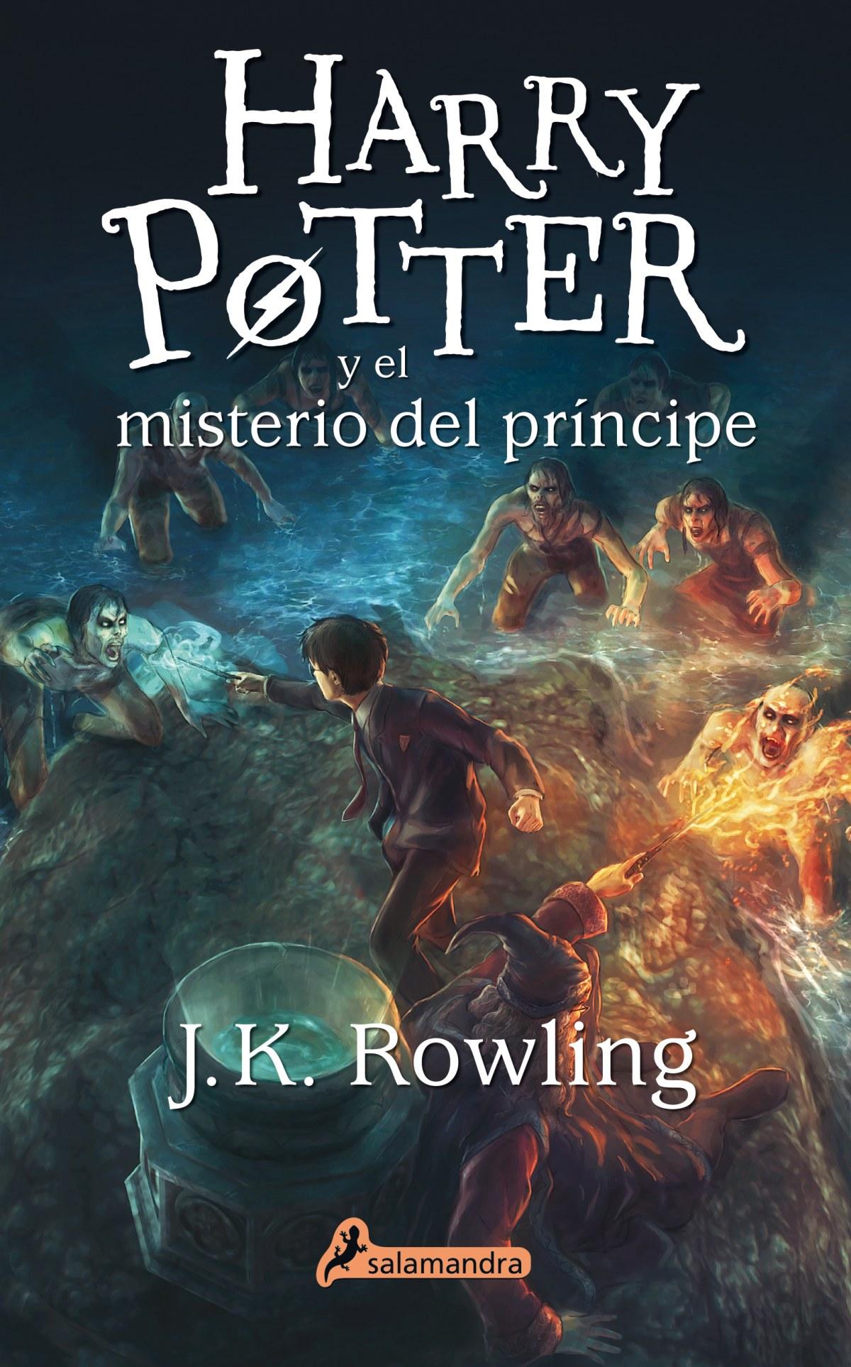 Harry Potter y el misterio del principe 9788498386363