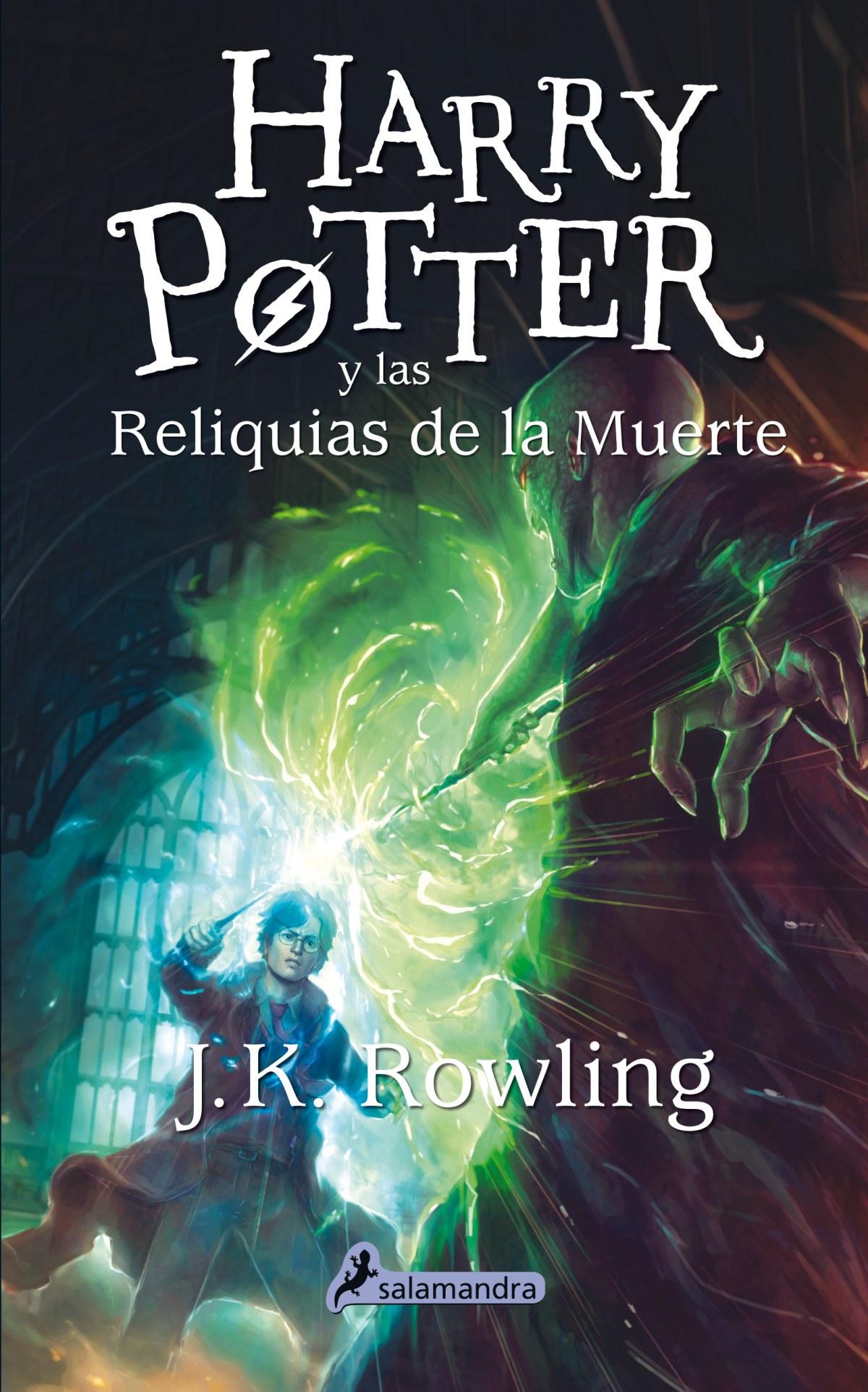 Harry Potter y las reliquias de la muerte 9788498386370