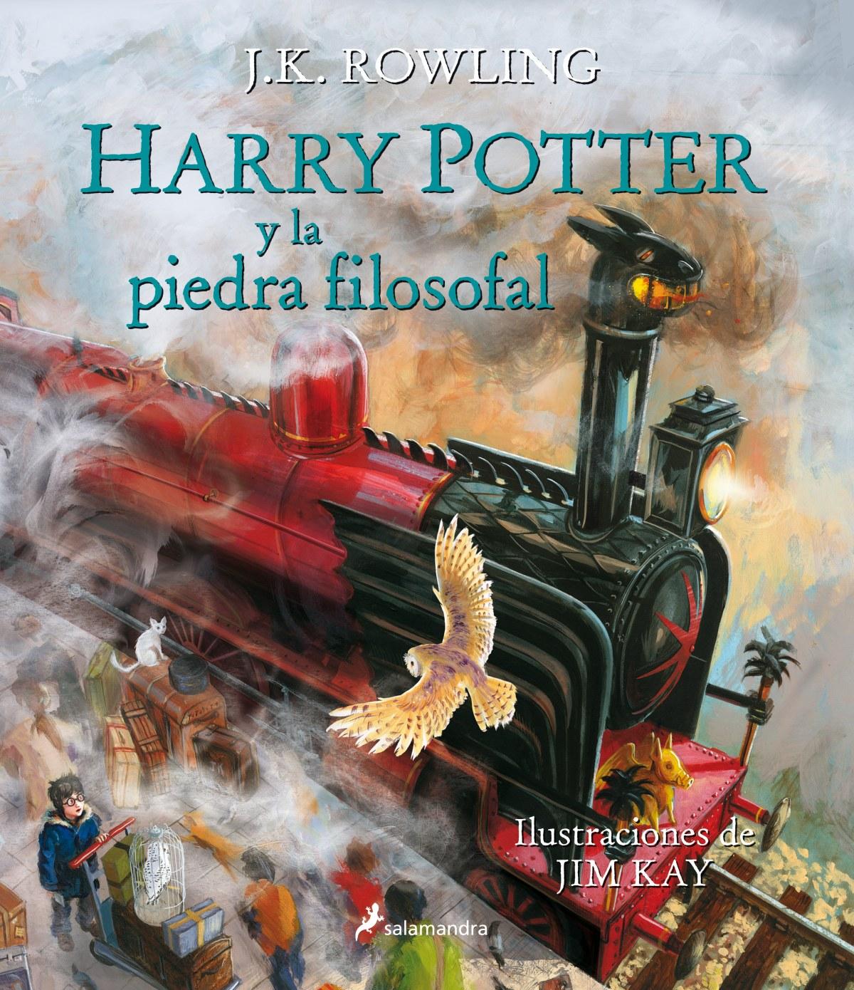 Harry Potter y la piedra filosofal 9788498387070