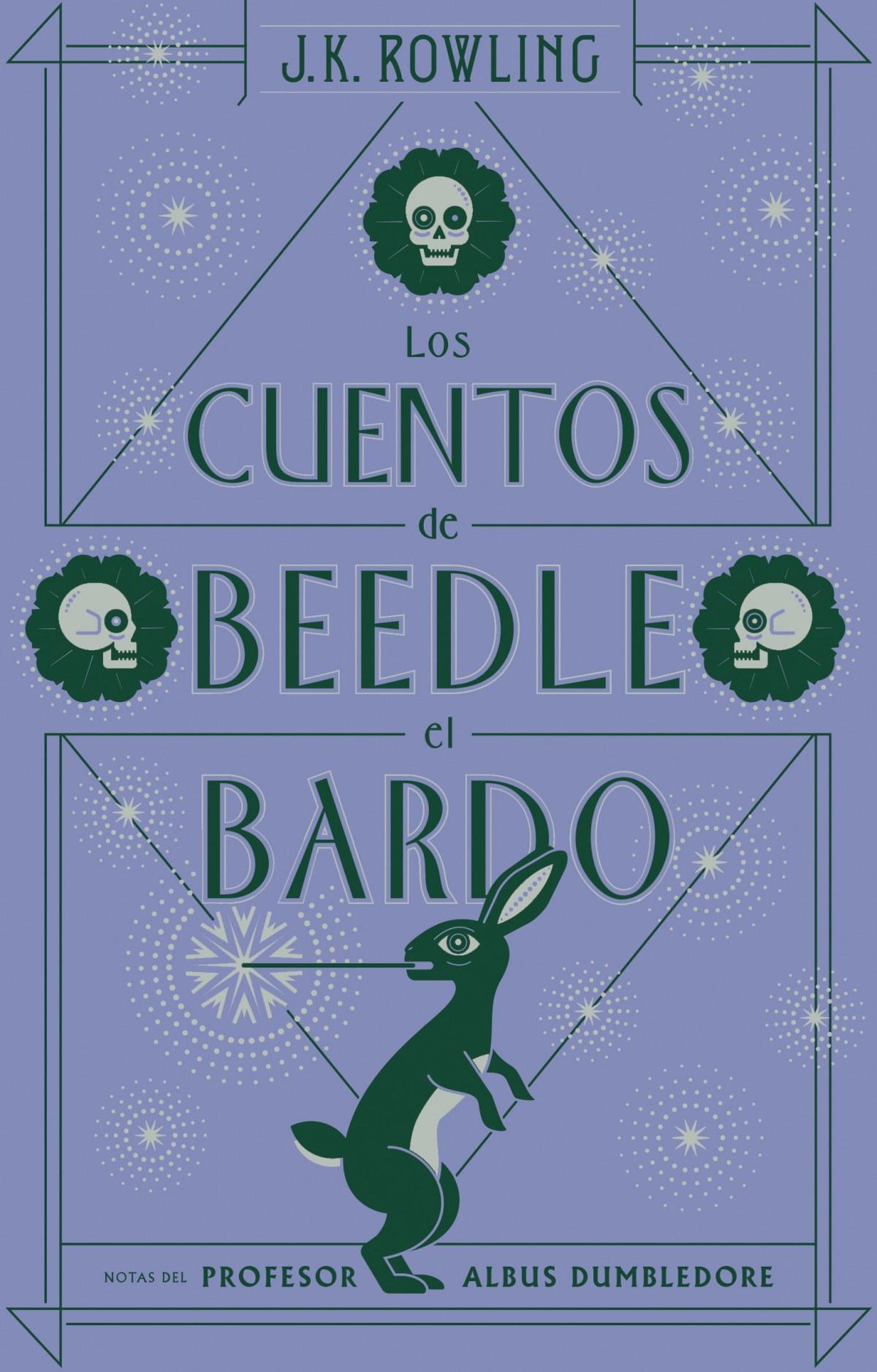 LOS CUENTOS DE BEEDLE EL BARDO 9788498387933