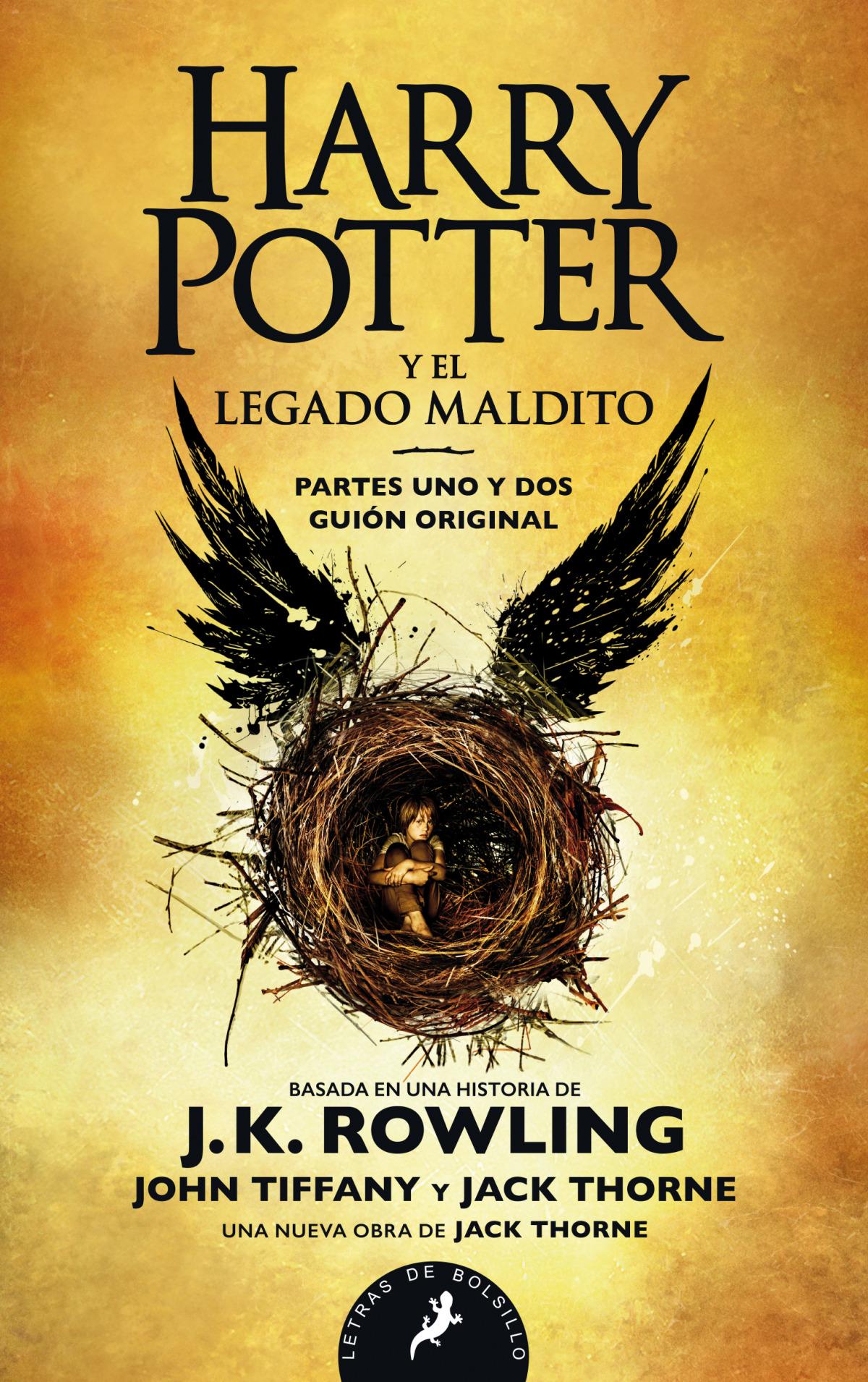 HARRY POTTER Y LEGADO MALDITO 9788498388473