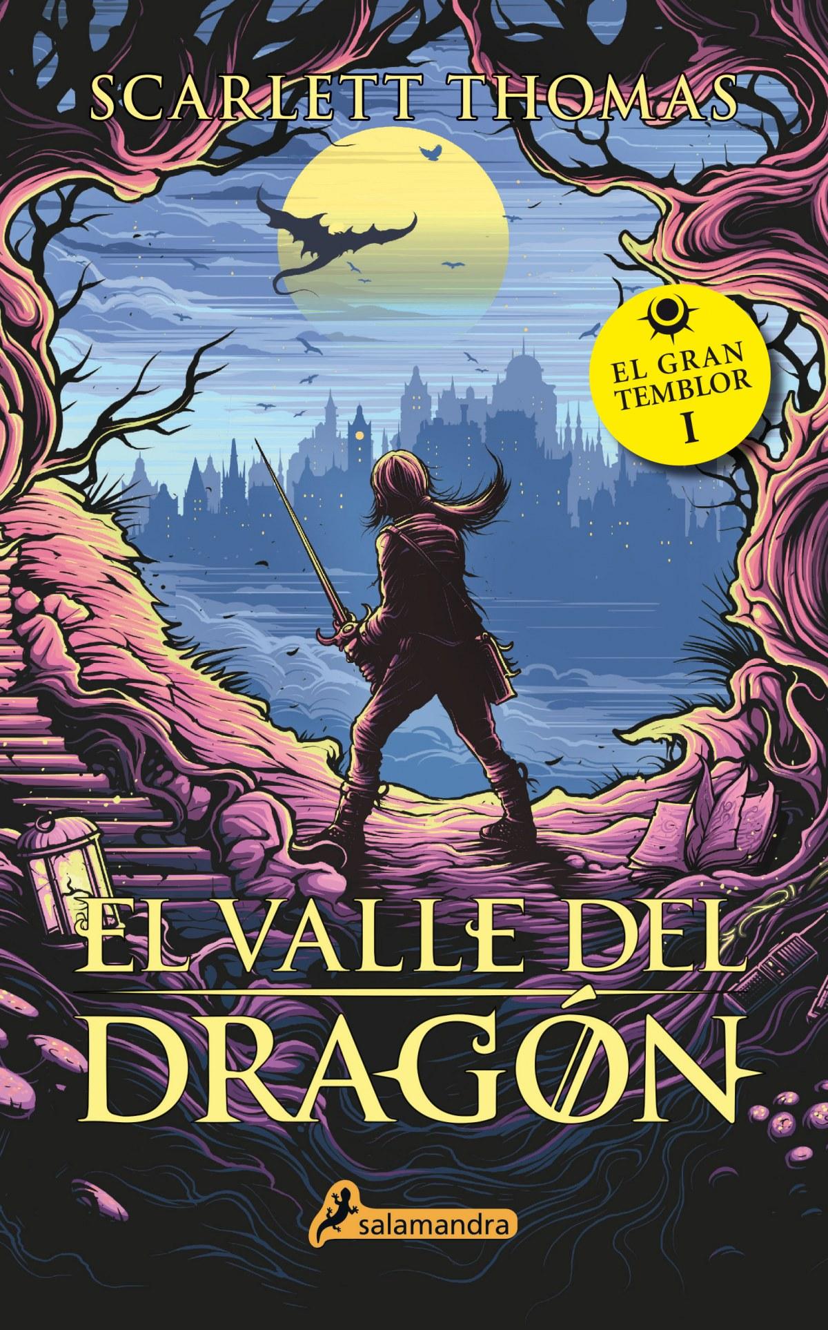 EL VALLE DEL DRAGÓN 9788498388701