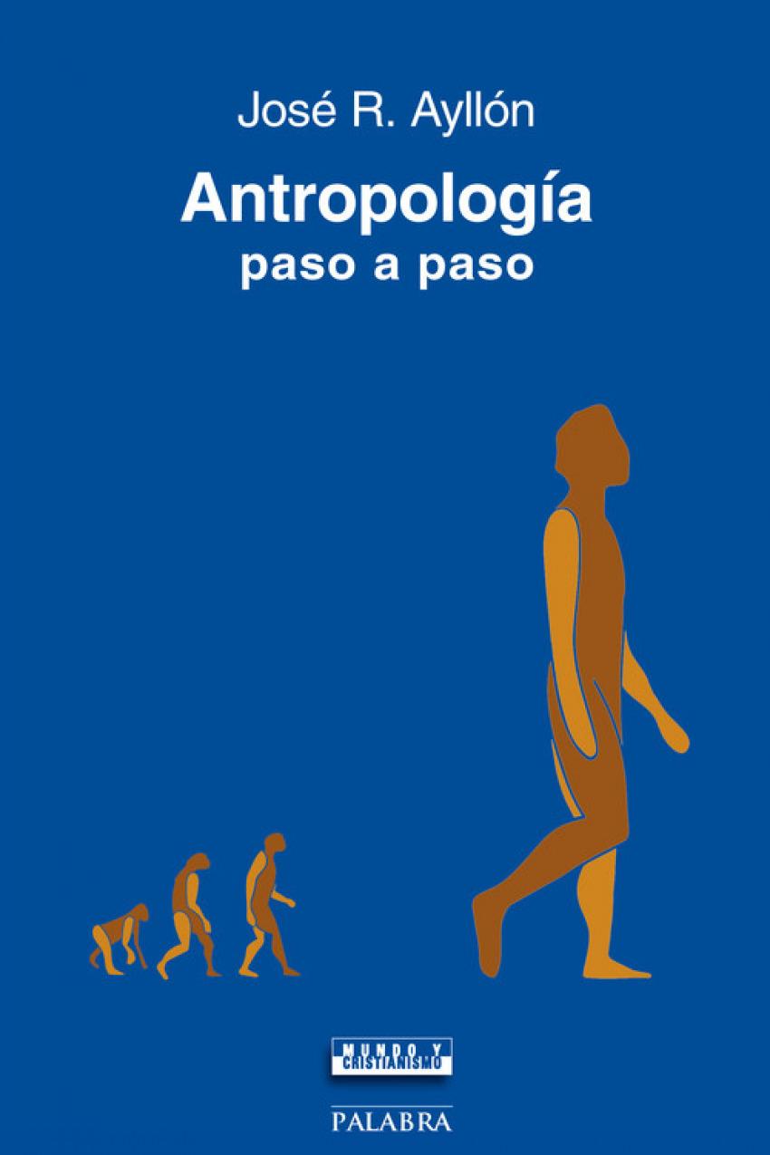Antropolog¡a paso a paso 9788498408683